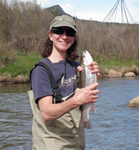 Women in the Outdoors 2012