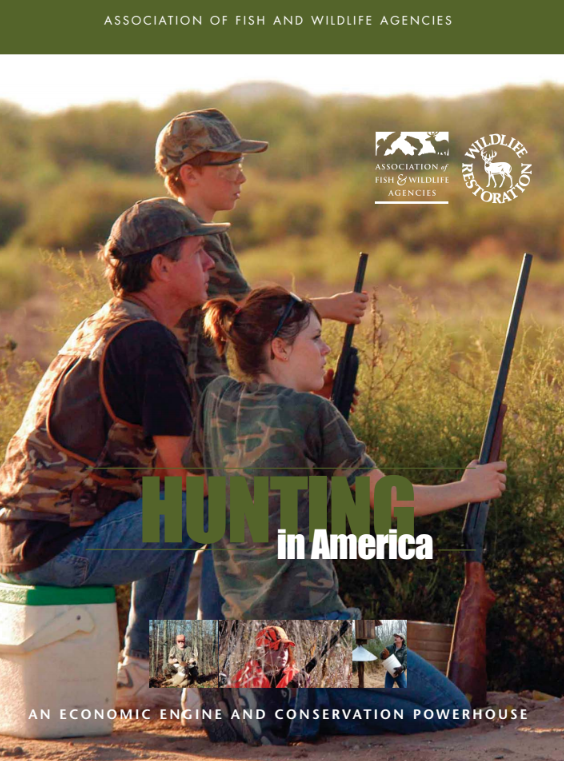 State and National Economic Effects of Fishing, Hunting and Wildlife-Related Recreation on U.S. Forest Service-Managed Lands 2007