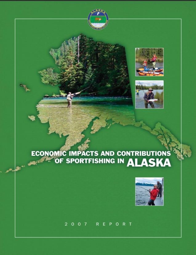 Alaska - Economic Contributions for Sportfishing 2007