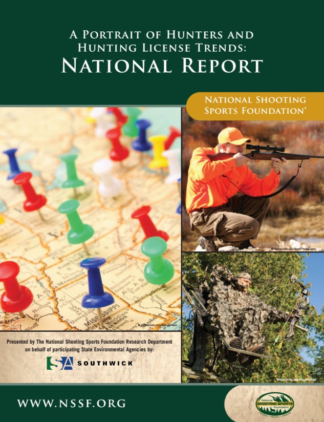 A Portrait of Hunters and Hunting License Trends 2010