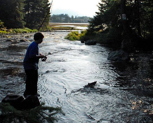 Most Anglers Not Deterred by Lost Access
