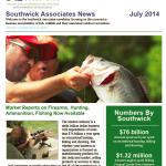 Southwick Associates July 2014 Newsletter