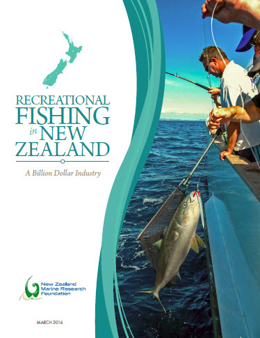Recreational Fishing in New Zealand Market Research
