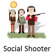 3 Social Shooter