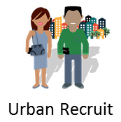4 Urban Recruit