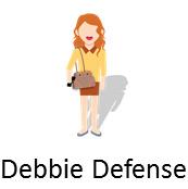 8 Debbie Defense