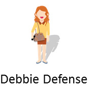 debbie-defense